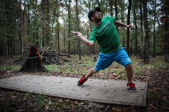 Disc Golf - SimplyMarieJanelle Resume page