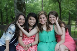 Graduation Photos with Friends - SimplyMarieJanelle Resume page