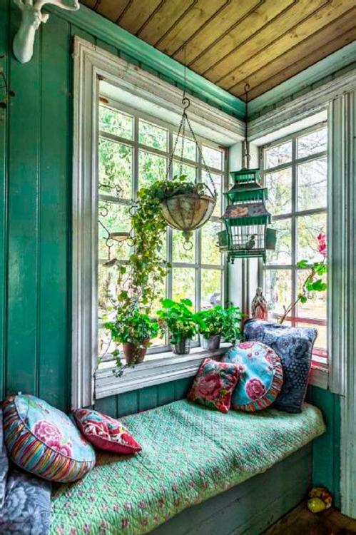 Corner Window Inspiration